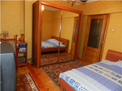 Apartament spatios, complet mobilat si utilat, in zona Ciuperca