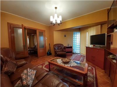 Apartament spatios, complet mobilat si utilat, zona Ciuperca/Medicina