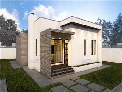Casa moderna in zona Selgros-Damila