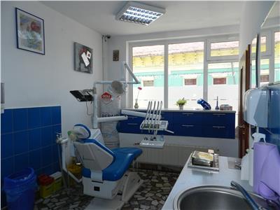 Spatiu echipat pentru cabinet stomatologic si tehnica dentara situat c