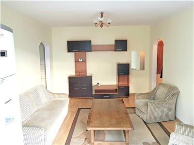 Apartament complet mobilat si utilat, cu centrala proprie