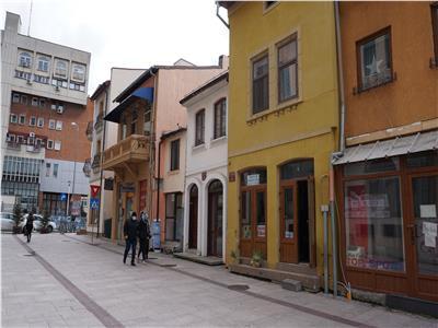 Spatiu comercial in centrul vechi